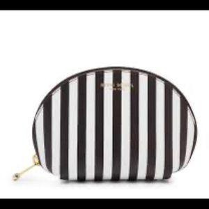 Henri Bendel Small Makeup ZIP Bag Stripe